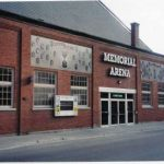 Heritage Building Memorial Arena